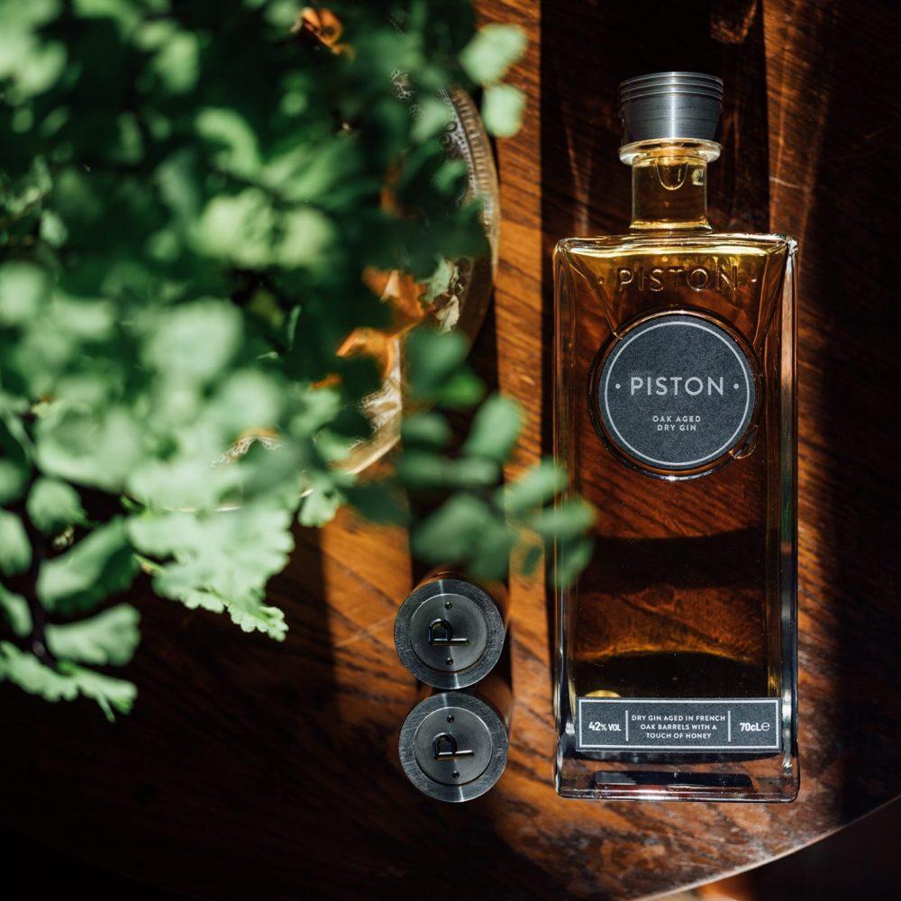Oak Aged Dry Gin - 14350