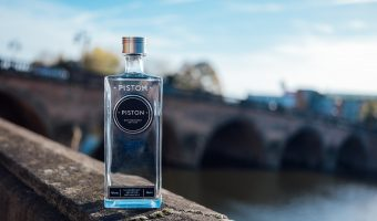 Distinguished London Dry Gin | Personalised Engraving - 13982