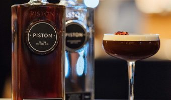 Coffee Infused Gin - 16798