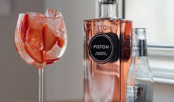 Strawberry & Hibiscus Gin | Personalised Engraving - 16987