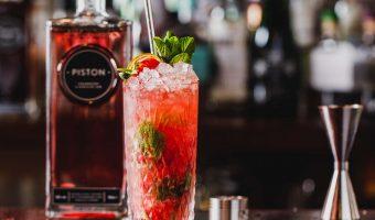 Strawberry & Hibiscus Gin - 17159