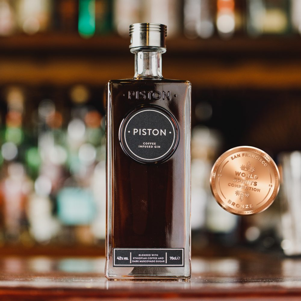 Coffee Infused Gin - 17463