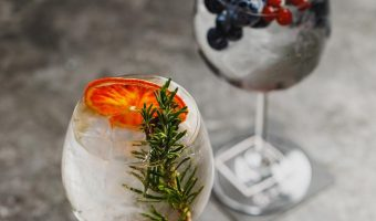 London Dry Gin 20cl - 17388