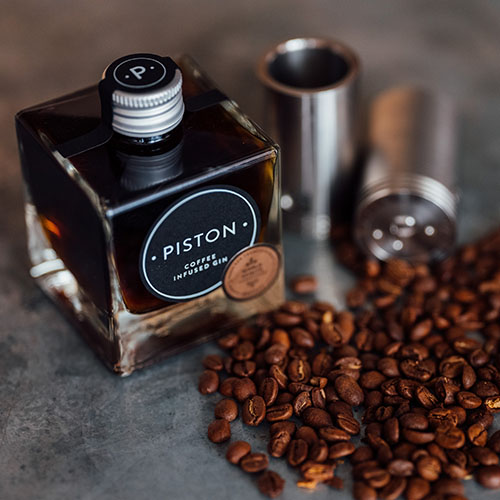 Coffee Infused Gin 20cl - 23307