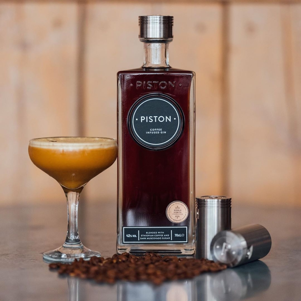 Coffee Infused Gin - 24689