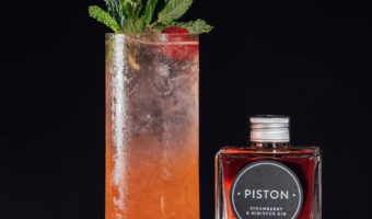 Strawberry & Hibiscus Gin 20cl - 29455