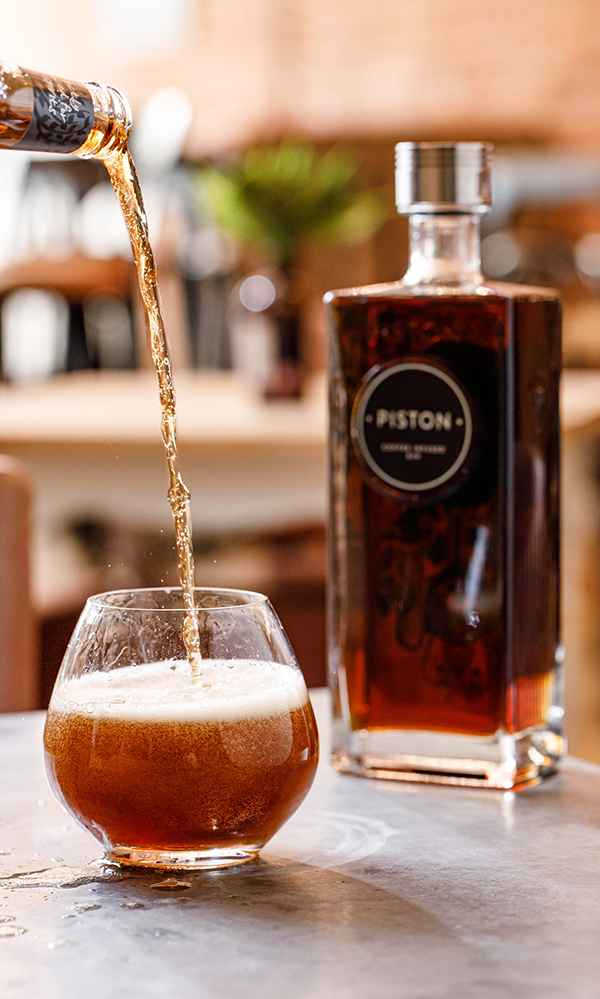 COFFEE INFUSED GIN - 36880