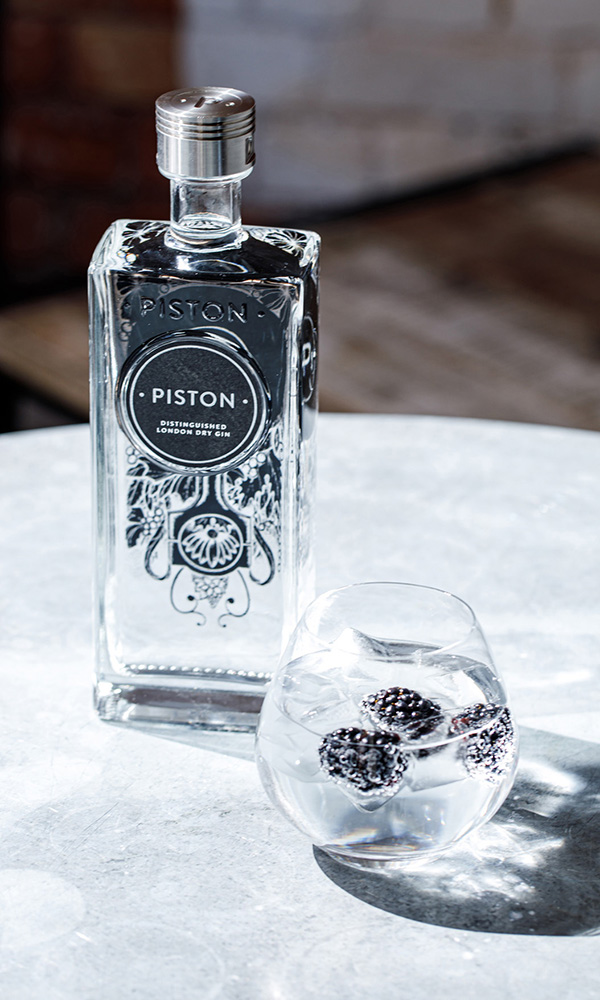 DISTINGUISHED LONDON DRY GIN - 36878