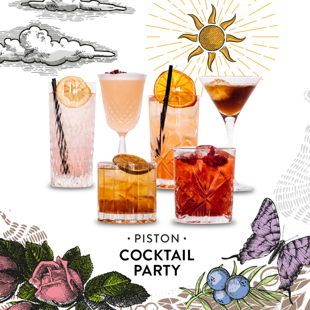 Limited Edition | Cocktail Party Box - 36153