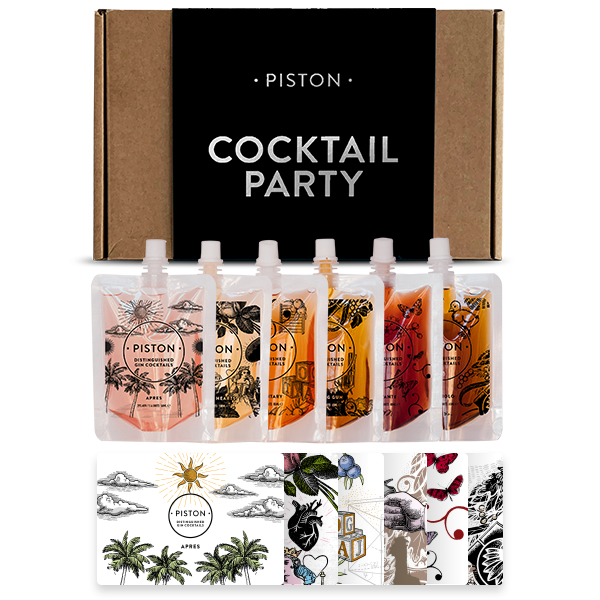 Limited Edition | Cocktail Party Box - 36686