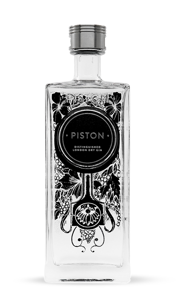 DISTINGUISHED LONDON DRY GIN - 36857