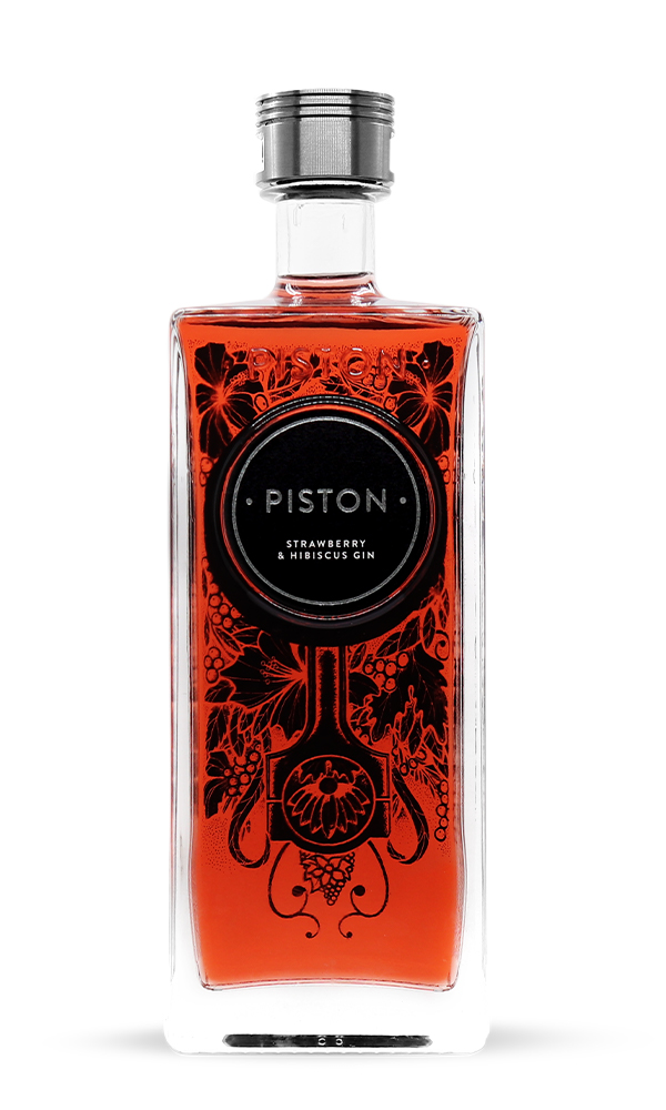 STRAWBERRY & HIBISCUS GIN - 36852