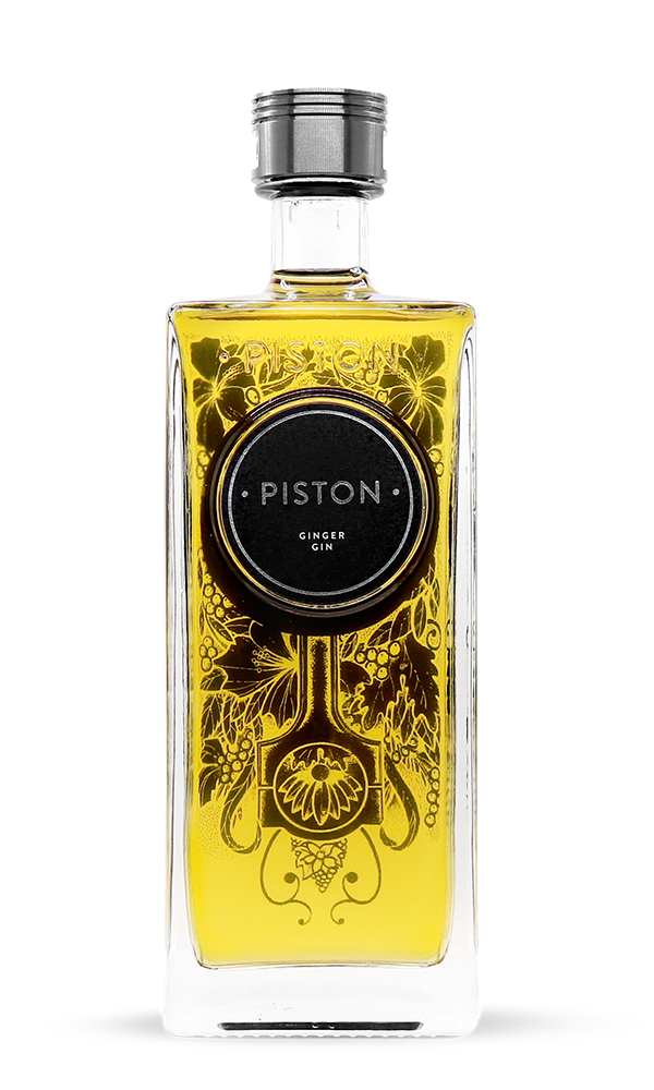 Ginger Gin 70cl - 37301